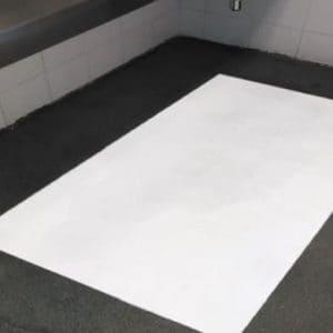 alfombra desechable para quirofano