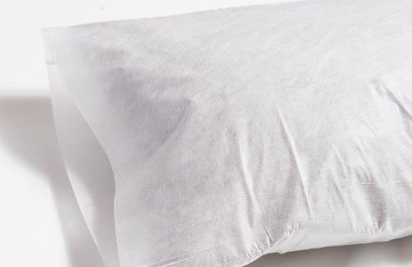 Funda de almohada fungible