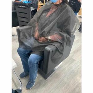 Teslay capa peinador para Peluquería